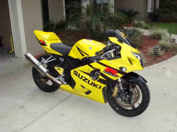 Excellent 2004 Suzuki Gsx R 600 For Sale Sportbikes Net Ibusinesslaw Wood Chair Design Ideas Ibusinesslaworg