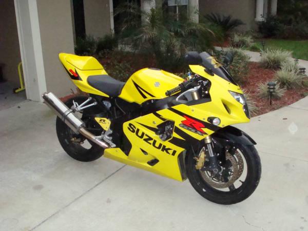 2004 Suzuki GSX-R 600 for sale - Sportbikes.net
