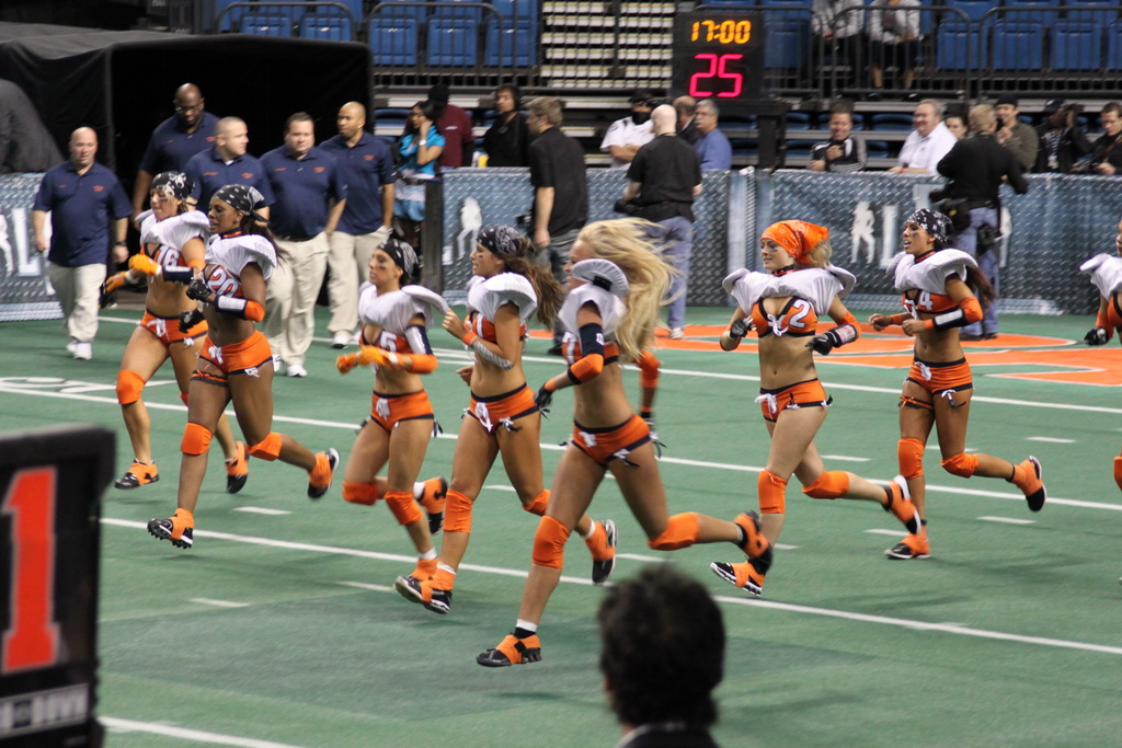 Lingerie Football Games 77