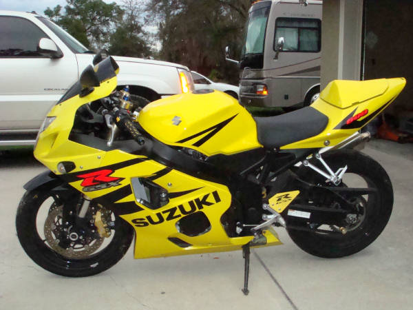 2004 suzuki gsx r 600 for sale. Black Bedroom Furniture Sets. Home Design Ideas