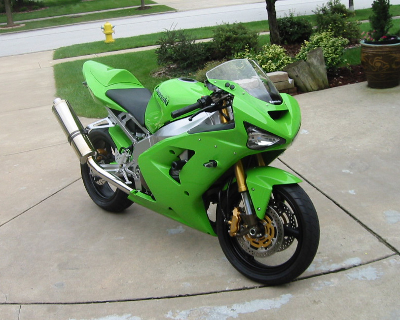 2003 kawasaki ninja zx6rr. 2003 Kawasaki Ninja ZX6RR, Chicago, IL, $4800 - Sportbikes.net