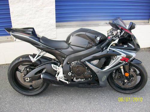 2006 Suzuki GSX-R 600 - Sportbikes.net
