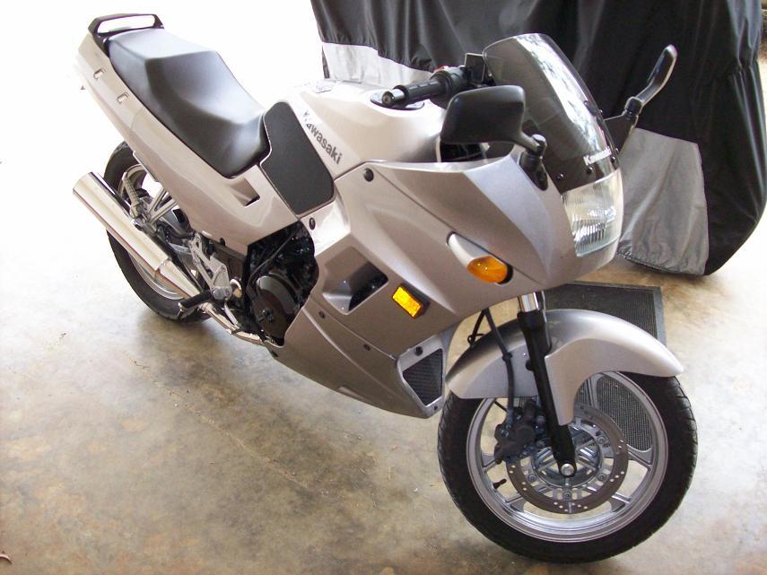 2007 Kawasaki Ninja 250r Ms Tn Al Tri State Area Sportbikesnet