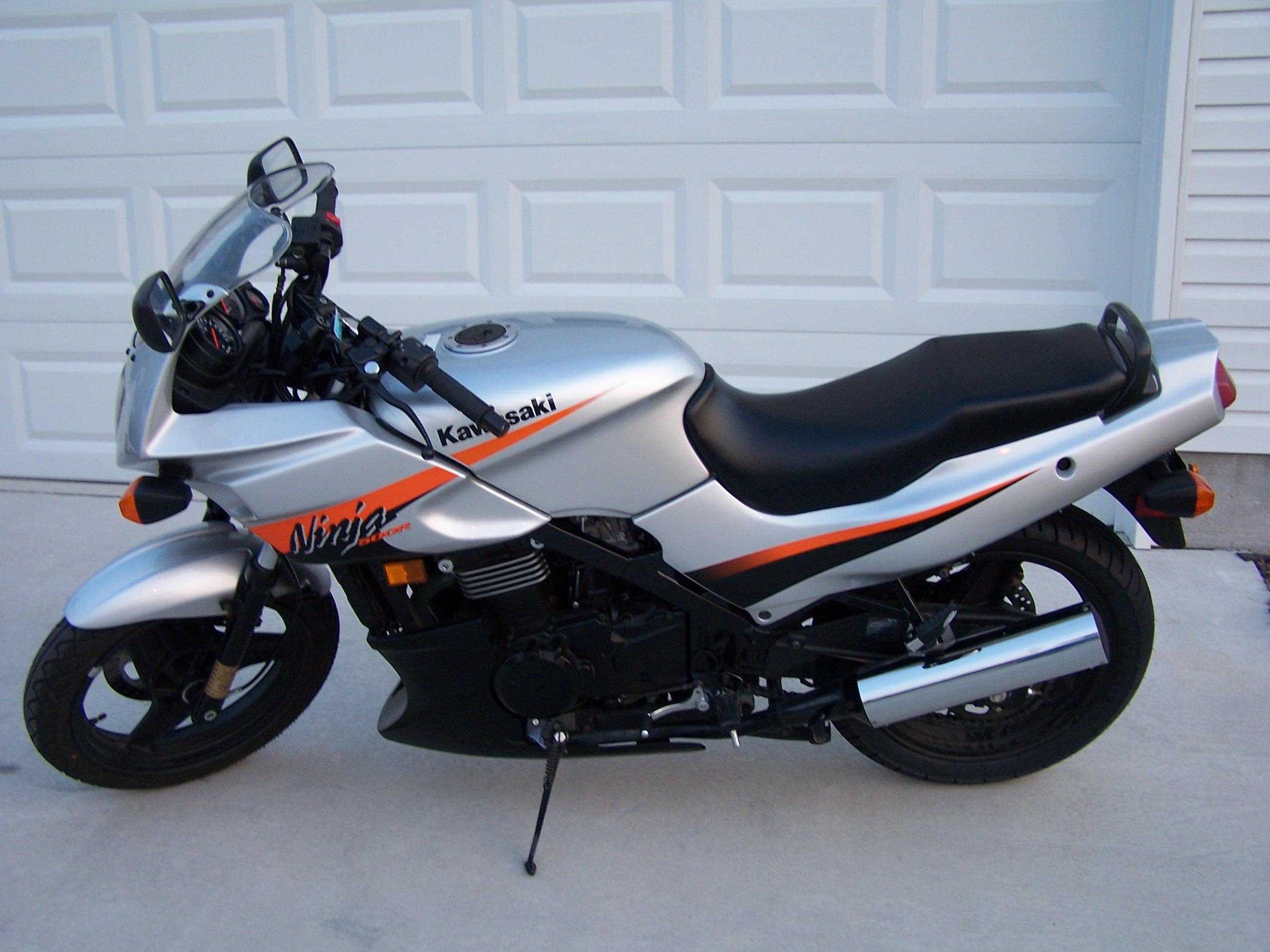 FS 2004 Ninja 500R - Sportbikes.net