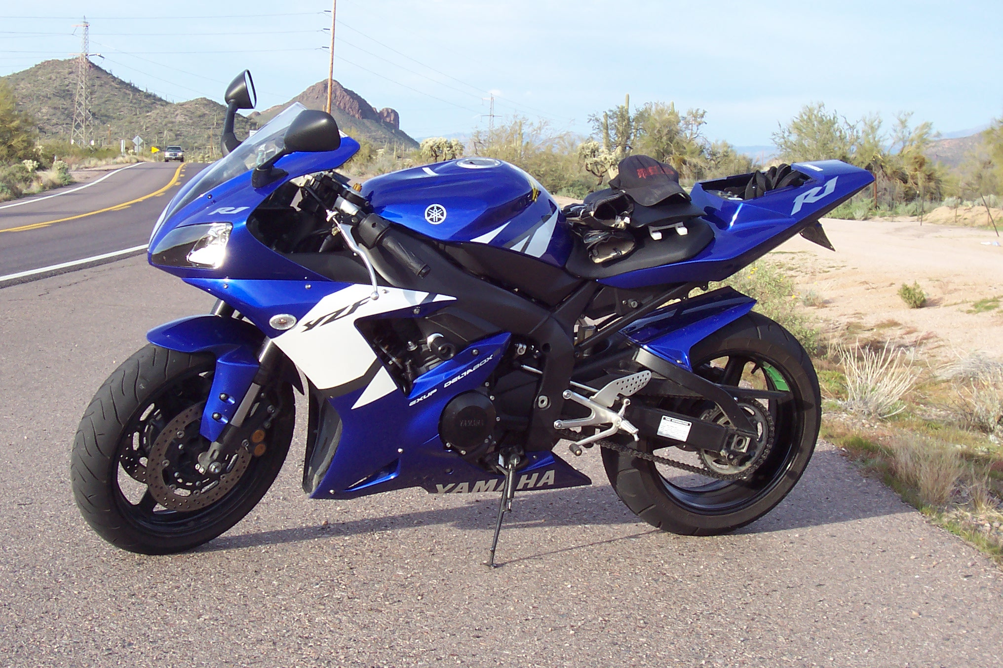 2002 Yamaha R1 Sportbikes Net