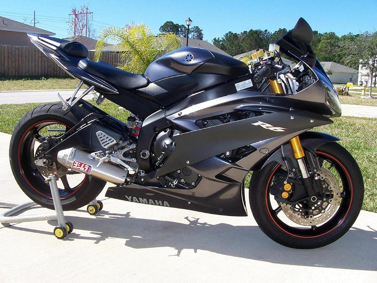 Vand yamaha yzf r6 an 2008 okazie pictures to pin on pinterest