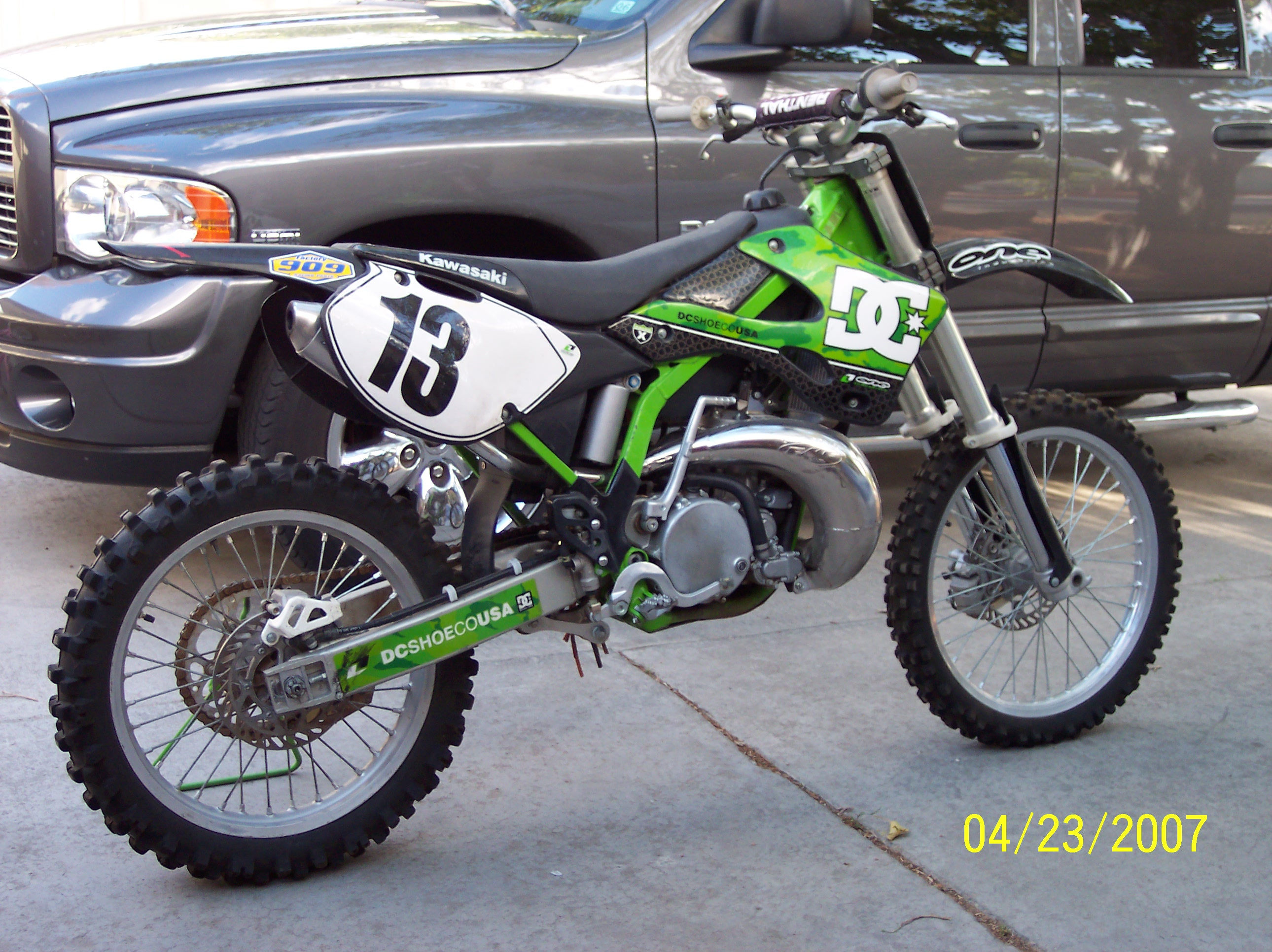 Dirt bikes and quad for sale picture