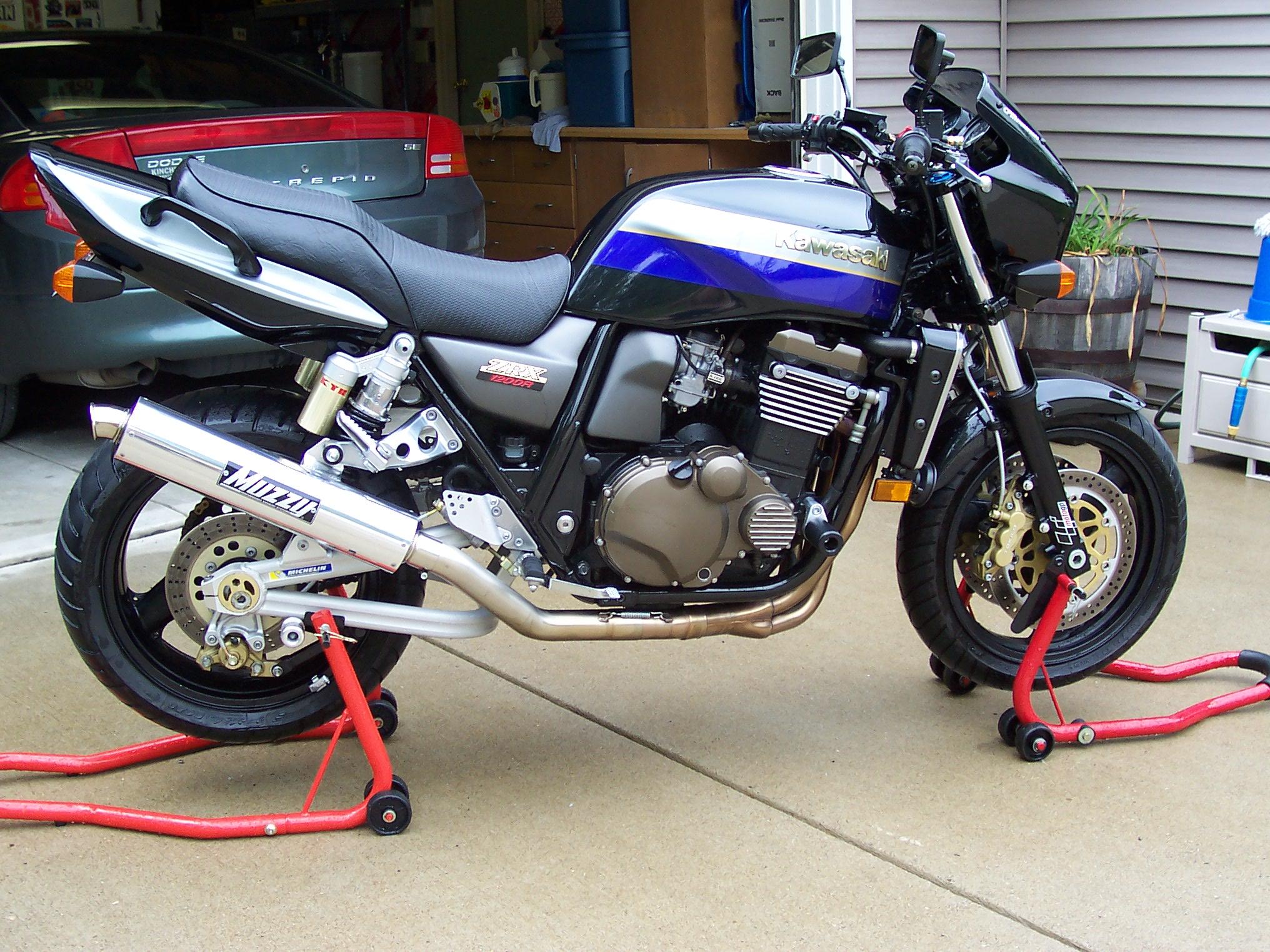 Kawasaki S  For Sale