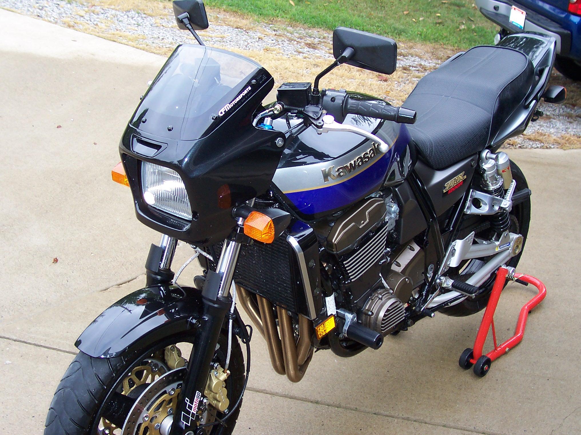 FOR SALE 2001 Kawasaki ZRX 1200R - Sportbikes.net