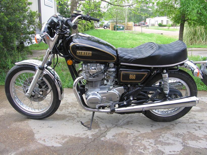 O.T. - 1978 Yamaha XS650-E - Sportbikes.net