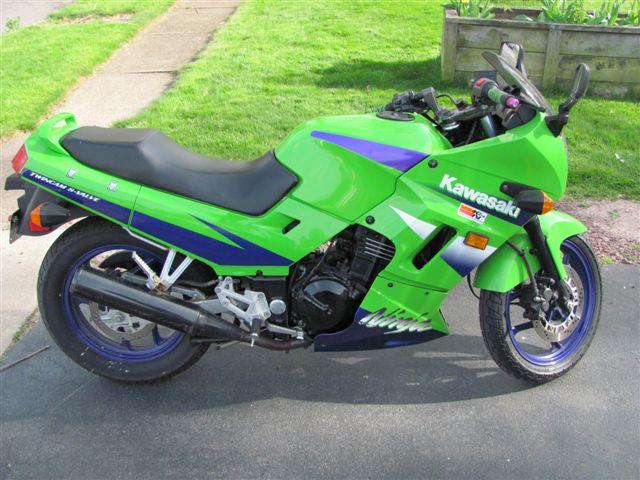 1999 Ninja 250 for sale in PA - Sportbikes.net