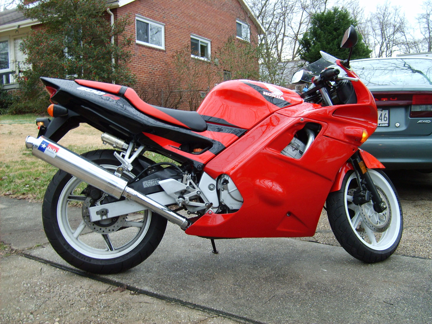 So Who All Here Has A Cbr600f3 Sport Bikes