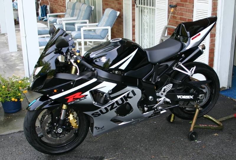2005 Gsxr 600  Negotiable Price  Raleigh  Nc