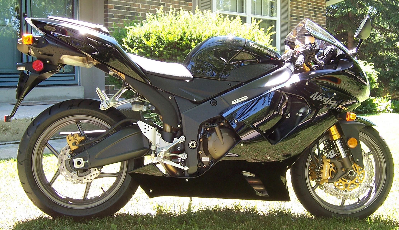 fs: 2006 kawasaki 636--perfect condition $6900 - sportbikes