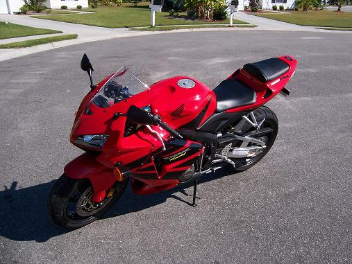 06 CBR 600rr w/ Trailer & Riding Gear - SC - Sportbikes.net