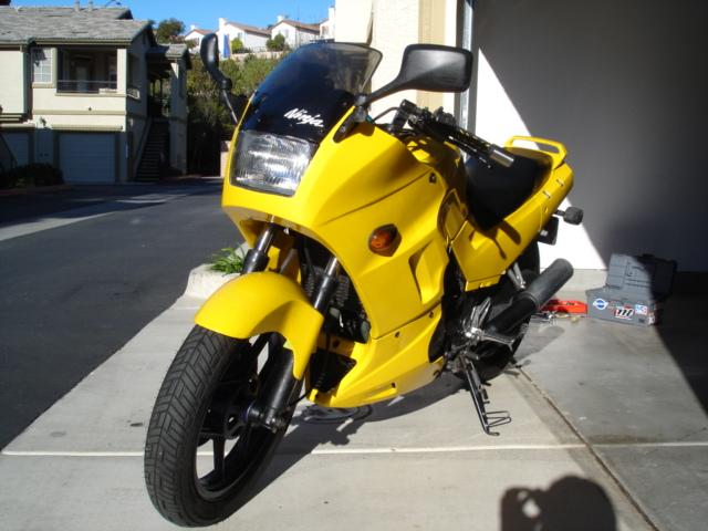 Fs 2000 Kawasaki Ninja 250 Modded Sportbikesnet