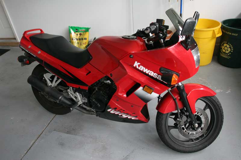 FS: 2001 Ninja 250 in NJ - Sportbikes.net