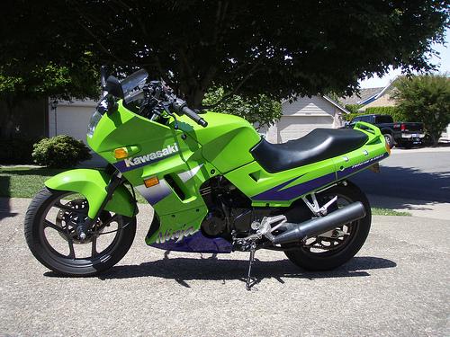 FS: 2001 Kawasaki Ninja 250 - $1800 - Salem, OR - Sportbikes.net