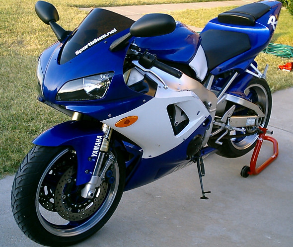2001 Yamaha R1 Cheap Can Deliver To Your Door