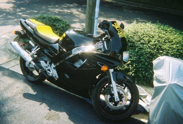 Minnesota: 1994 Yamaha FZR1000 - Sportbikes.net