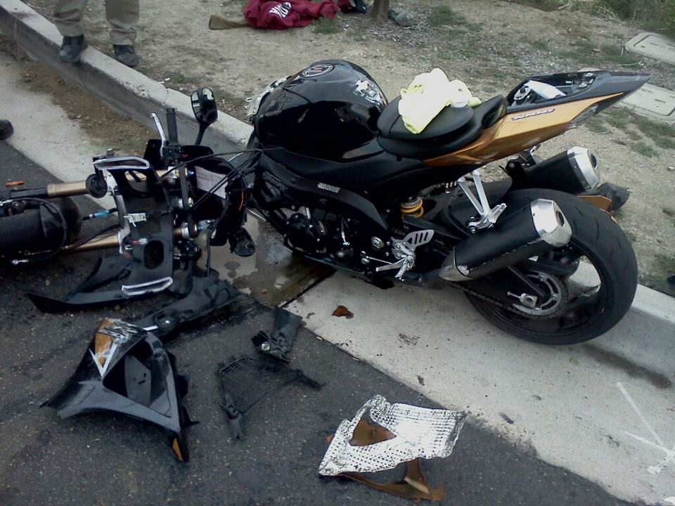 07-08 Gsxr 1000 Frame Breaking Issue, Pics - Page 5 - Sportbikes.net