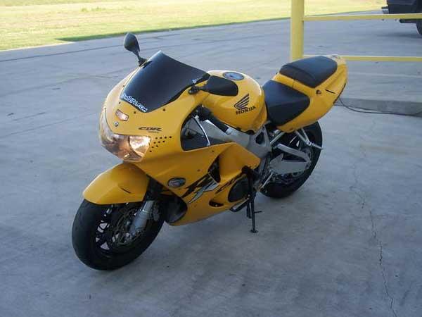 Honda Fort Worth >> For Sale: 1999 Honda CBR900RR - Sportbikes.net