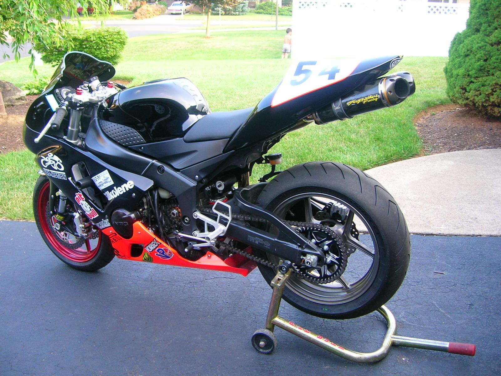 2006 kawasaki 636 race/tarck bike for sale - sportbikes