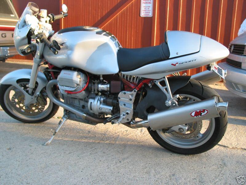 Moto Guzzi V For Sale San Diego