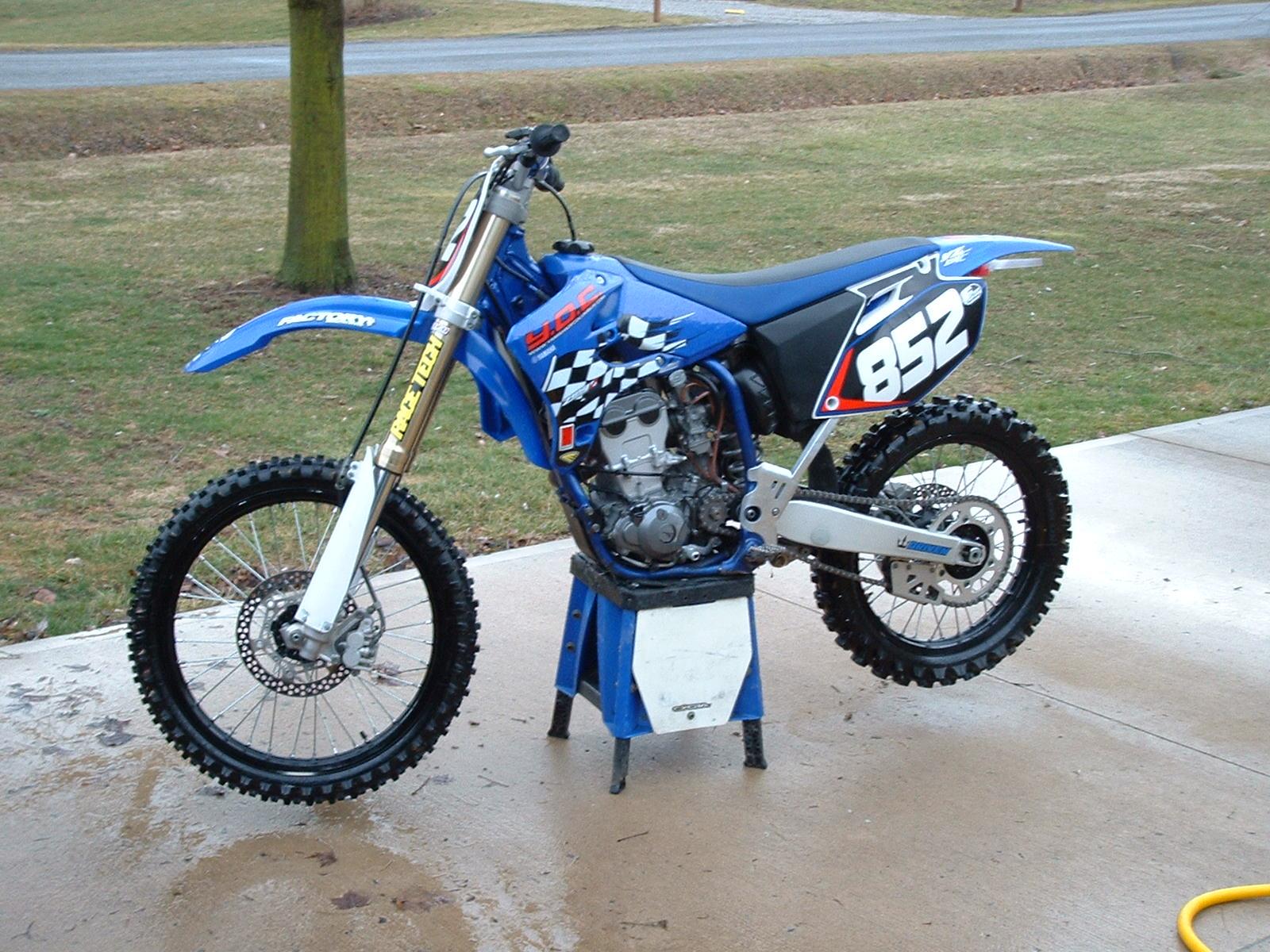 2005 Yz250f Motard Sportbikes Net