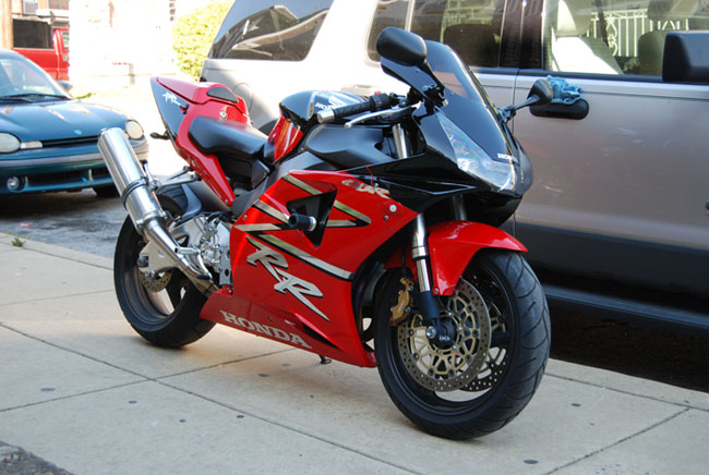 Can Am Commander For Sale >> 03 Red/Black CBR954RR - Sportbikes.net