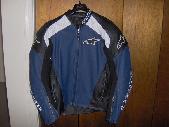 7cfb6a20f Alpinestars stage perforated leather jacket. Cheap clothing stores
