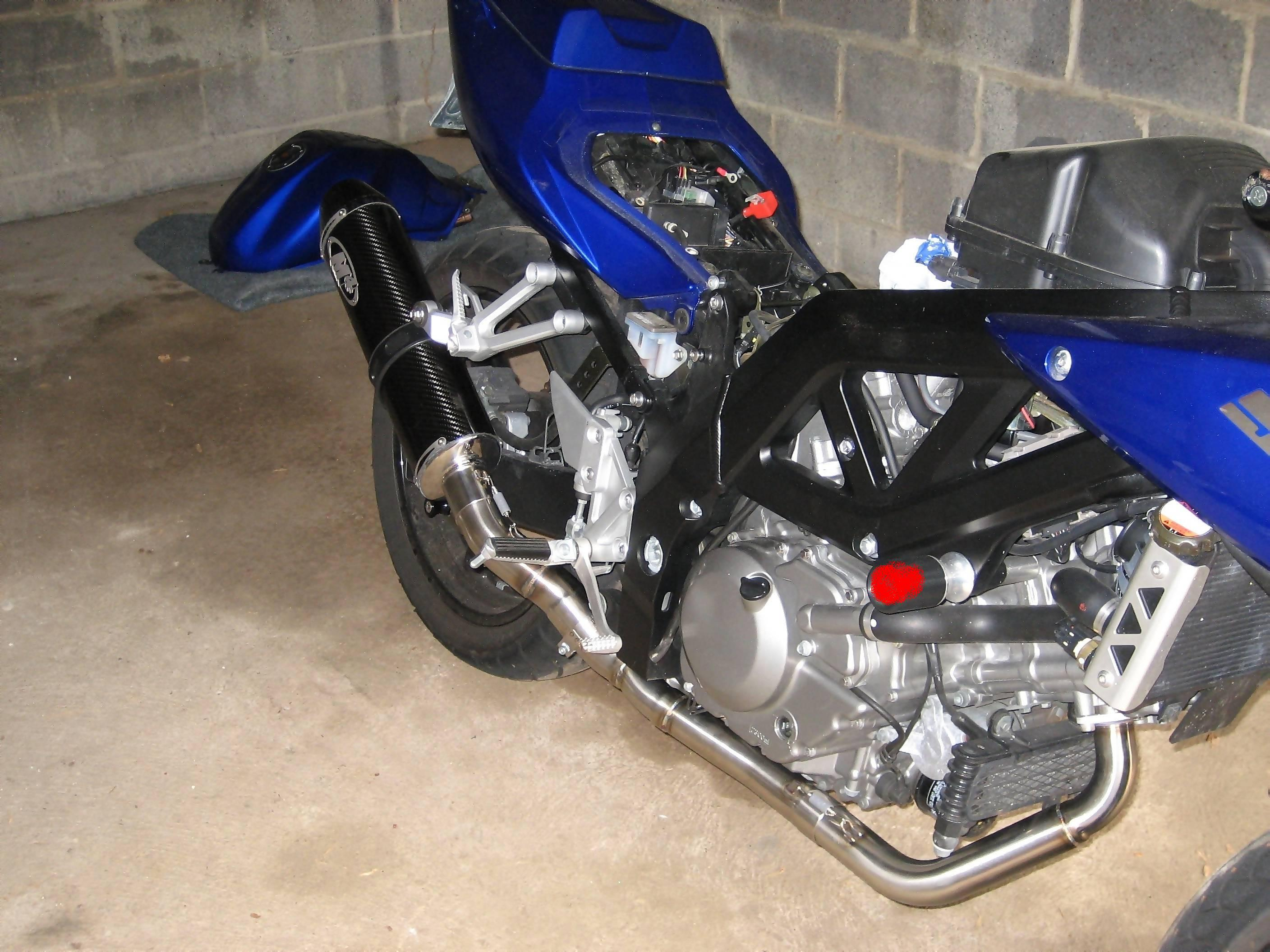 click image for larger version name almost done 1jpg views 2960 - Motorcycle Frame Sliders