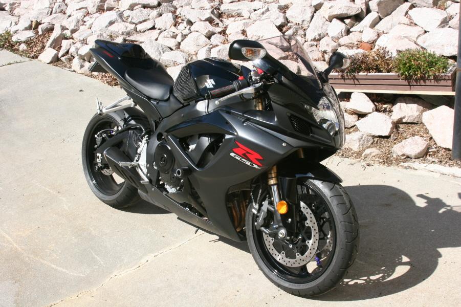 Suzuki sport bikes 600
