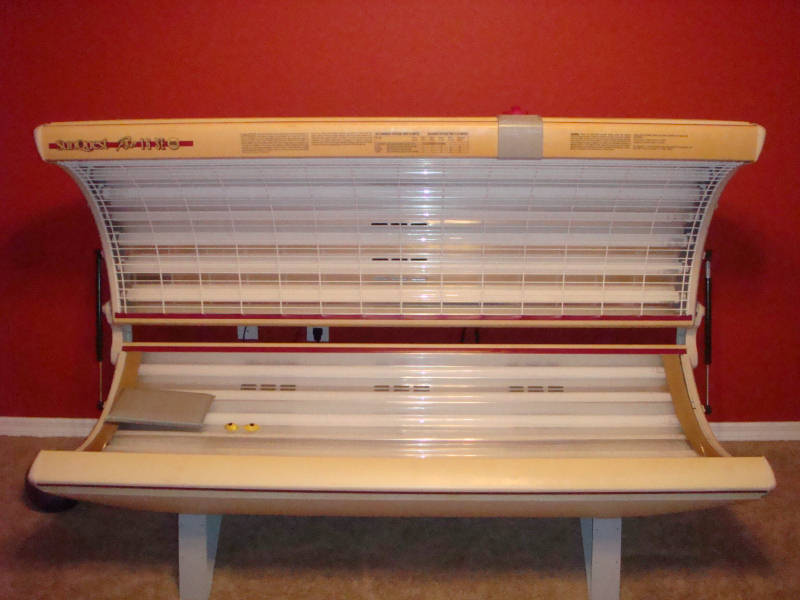 beds sun bed wolff system anchorage used in i tanning letgo perfect en