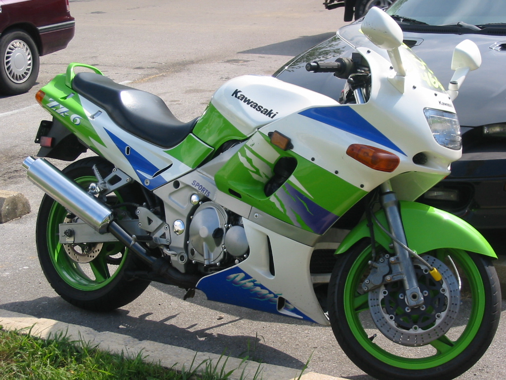 Sports Bikes For Sale >> Fs 95 Kawasaki Ninja Zx6 Nashville Tn Sport Bikes