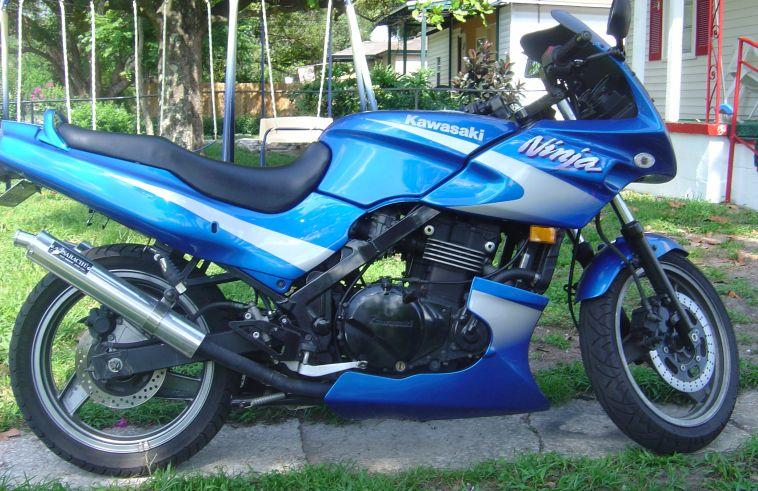 2000 ninja 500r 15k miles $2200 obo in Lakeland FL - Sportbikes.net