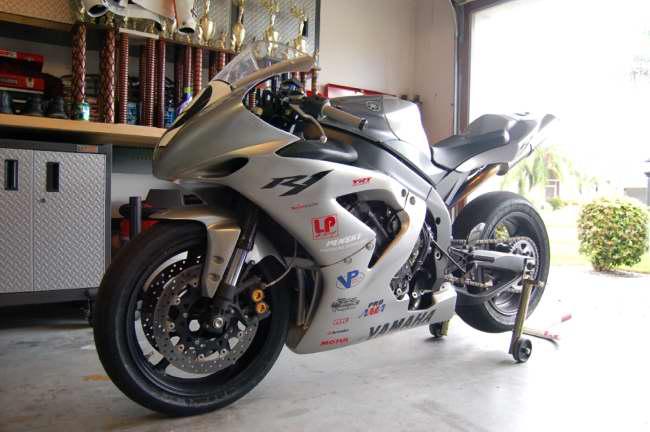 Sports Bikes Yamaha r1 Yamaha r1 Track Bike For Sale