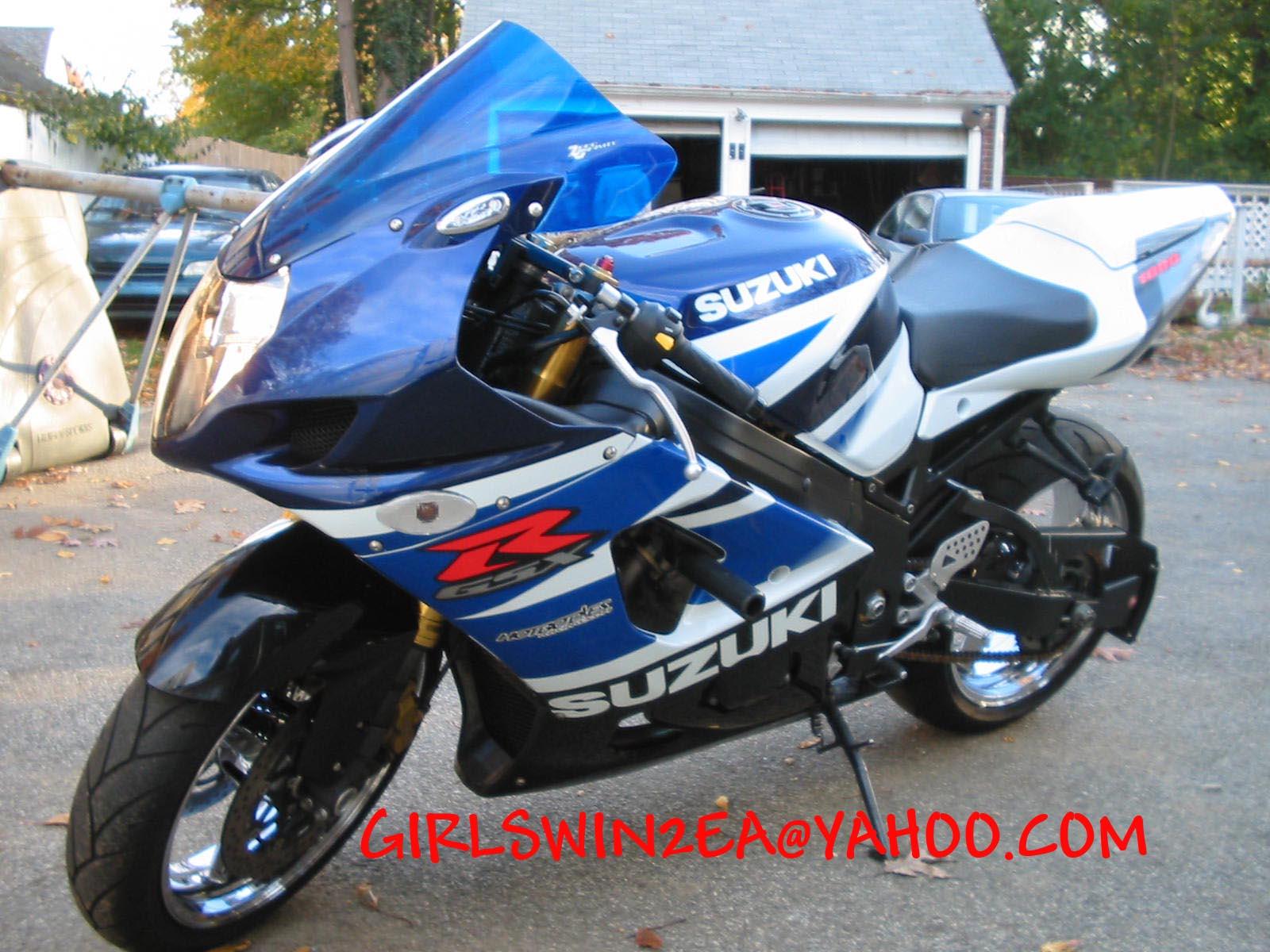 2003 Suzuki GSXR1000 - Sportbikes.net