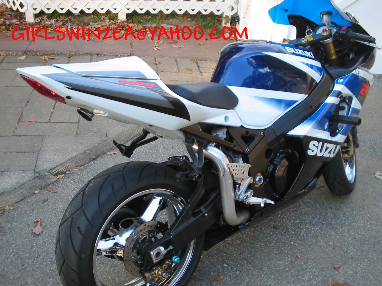 Best Starter Bikes >> 2003 Suzuki GSXR1000 - Sportbikes.net