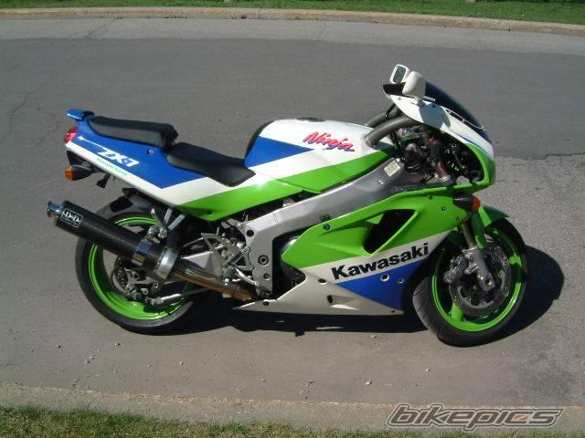 Favorite 80s 90s Sport Bikes