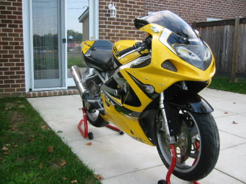 2000 GSXR 750 For Sale in Maryland/DC/VA - Sportbikes net