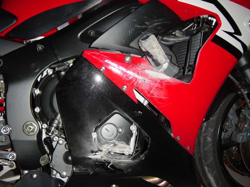 frame sliders - Sportbikes.net