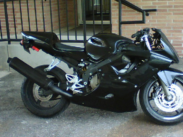 For Sale 2003 Honda Cbr 600 F4i 3500 Humboldt Tn Sportbikesnet
