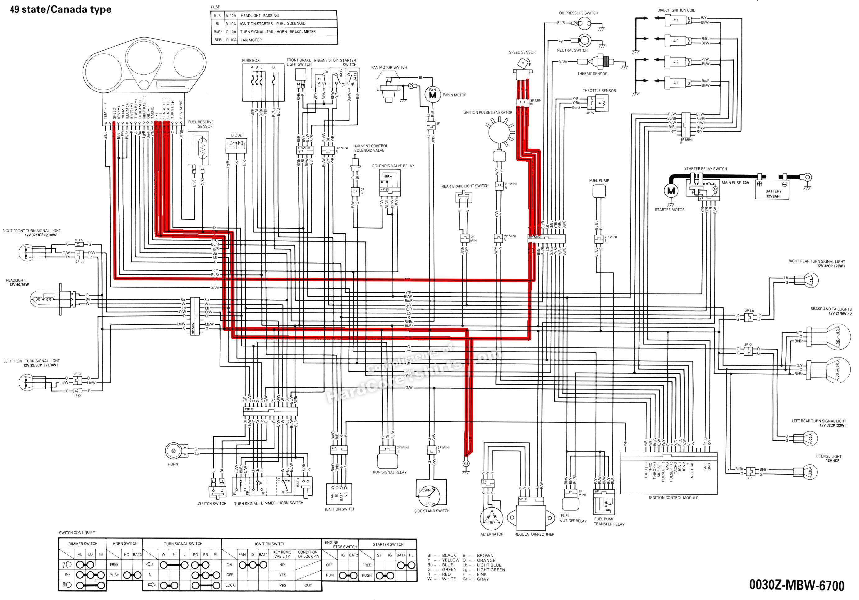 88643d1151601321 how do i connect speedo cbrf4_wiring_diagram speedo wiring diagram for 2007 gsxr 600 the wiring diagram readingrat net polaris 500 wiring diagram at metegol.co
