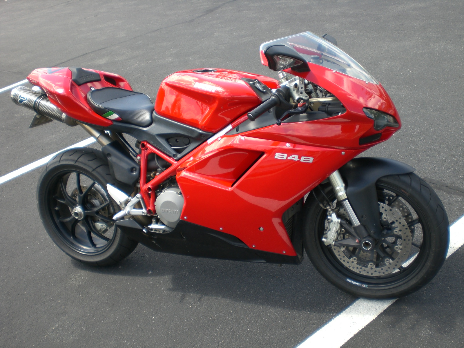 Sportbikes.net - View Single Post - 2008 Red Ducati 848 w ...
