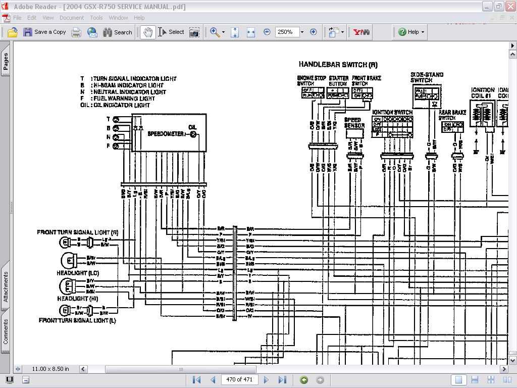 Ninja 1000 Wiring Diagram