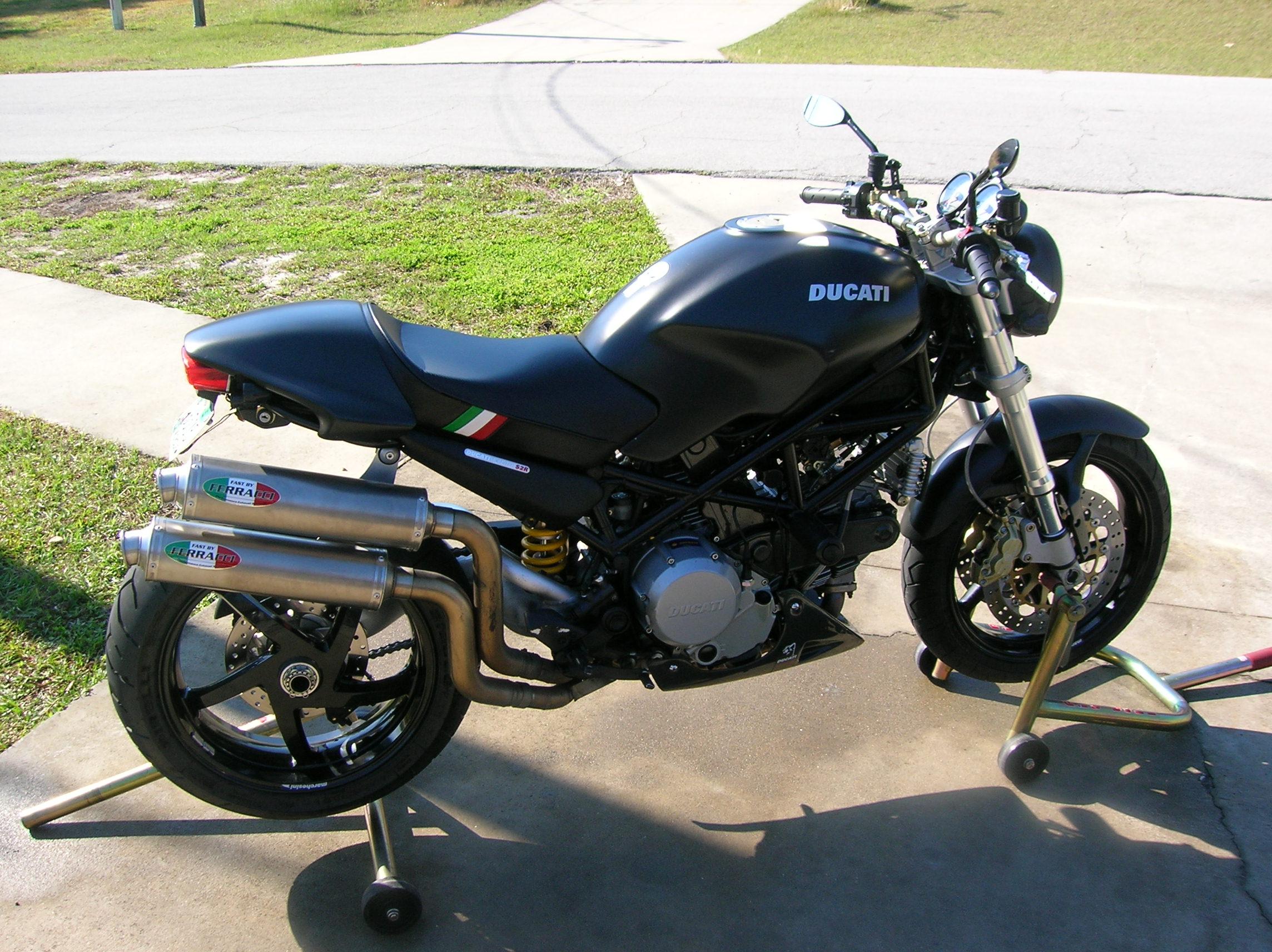 ducati s2r for sale - sportbikes