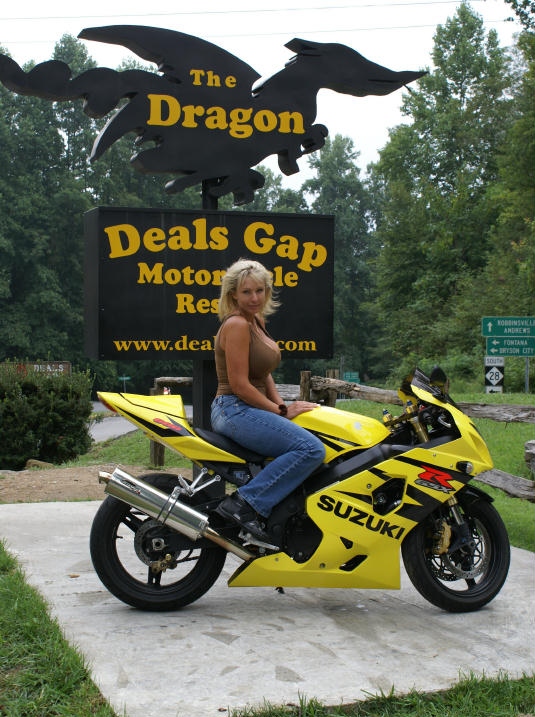 Heading Up To Deals Gap Sportbikes Net