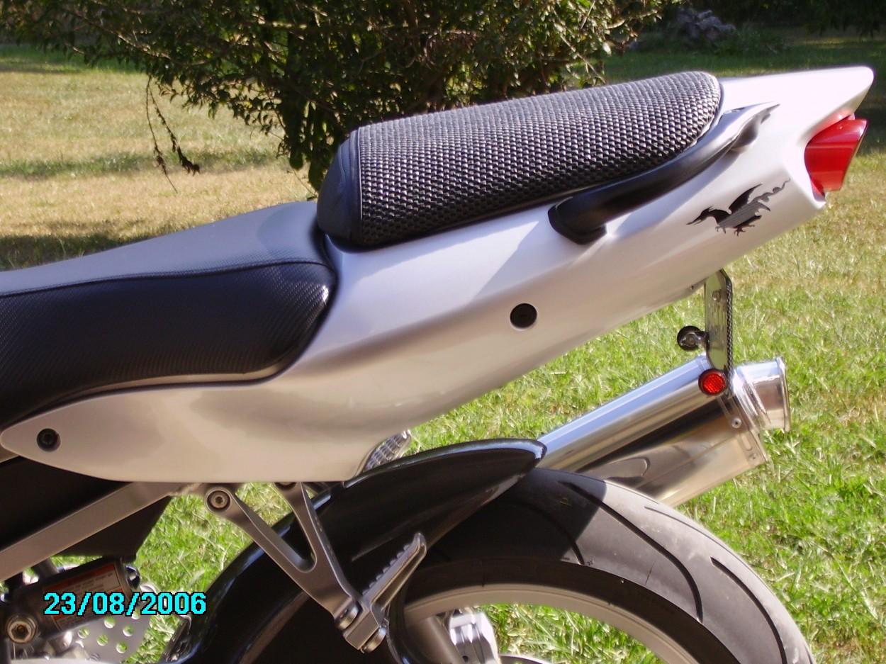 Undertail Tailight Conversion Sportbikes Net
