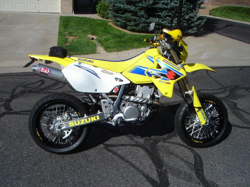 2006 Suzuki DRZ 400 SM Supermoto (Colorado) - Sportbikes.net